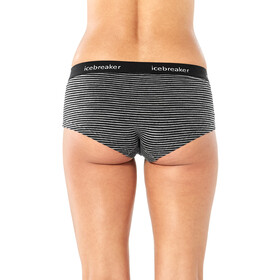 Icebreaker Sprite Hotpants Damen gritstone heather